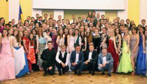 Київський БКК на ІV благодійному балі в Колонній залі КМДА