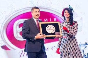 (Українська) «Вибір року 2018» в номінації «Тістечка року»!